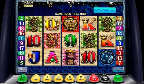Daftar Judi Online Slot No Deposit Bonus Terbesar